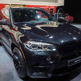 The 2018 BMW X5