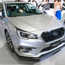 The 2018 Subaru Legacy: What's New?