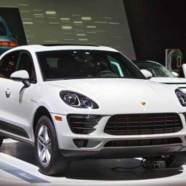 The 2018 Porsche Macan