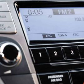 The Best Car Stereos