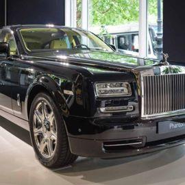 The Donald Trump Car Collection