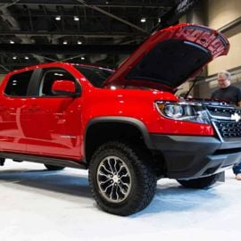 The 2019 Chevrolet Colorado