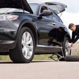 How to Change Your Tires