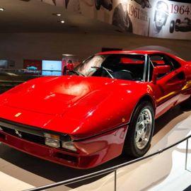 Fastest Cars of the 80s