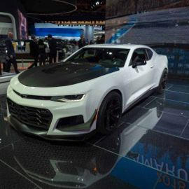 What's New with the 2019 Camaro?
