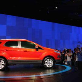 The 2018 Ford EcoSport Titanium