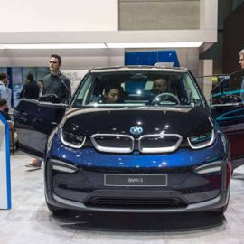 The 2018 BMW i3 Electric