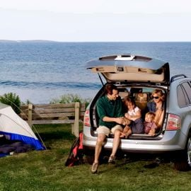 Top 10 SUVs for Families
