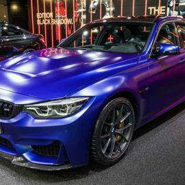 The Incredible BMW M3 CS