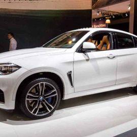 The BMW X6 xDrive35i