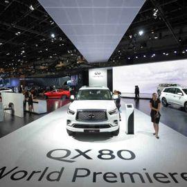 2019 Infiniti QX80 AWD