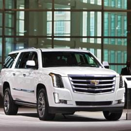 The 2019 Cadillac Escalade