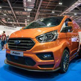 The 2018 Ford Transit Custom