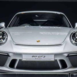 Inside The Porsche 911 GT3