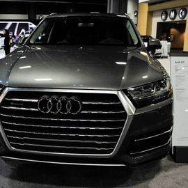 The 2019 Audi Q7
