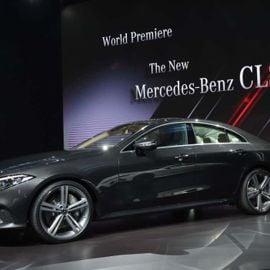 The New 2019 Mercedes-Benz CLS 450