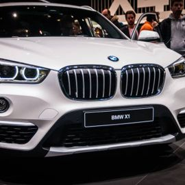 BMW X1: What to Expect as the Competition Sharpens