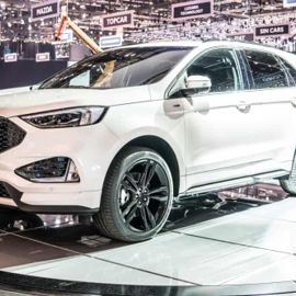 The Awesome Ford Edge SUV