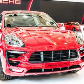 2019 Porsche Macan Refresh