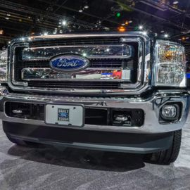 The 2019 Ford F-350 Super Duty