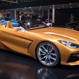 The 2019 BMW Z4
