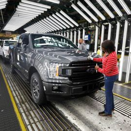 The 2019 Ford F-150