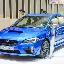 The 2019 Subaru WRX