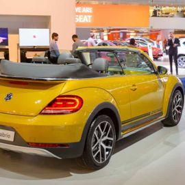 The 2019 Volkswagen Final Beetle