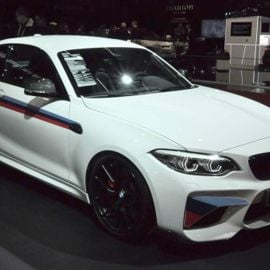The 2019 BMW M2 Preview