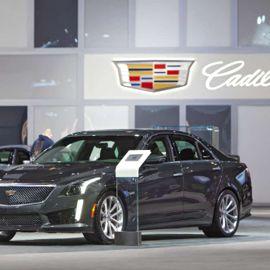 The 2019 Cadillac XTS