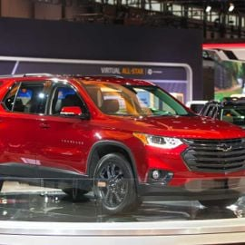The Hot New Chevrolet Traverse