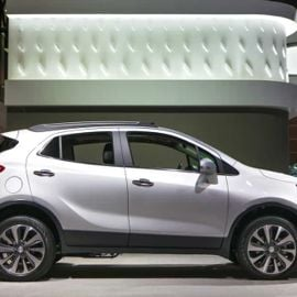 Inside The Spectacular Buick Encore