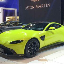 The Stunning 2019 Aston Martin Vantage