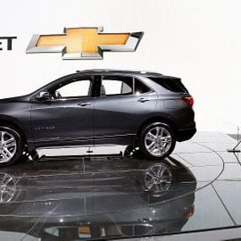 The Awesome New Chevrolet Equinox