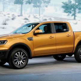 Best in Class Made Better for Cheap: the Ford Ranger FX2 Option