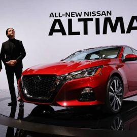 The 2019 Nissan Altima