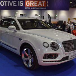 The 2019 Bentley Bentayga