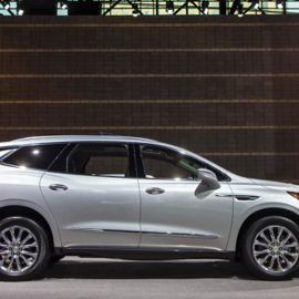 The Fancy 2019 Buick Envision