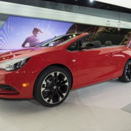 The Alarmingly Excellent Buick Cascada