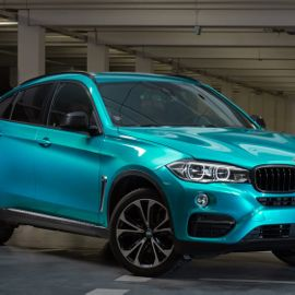 The Hot New BMW X5
