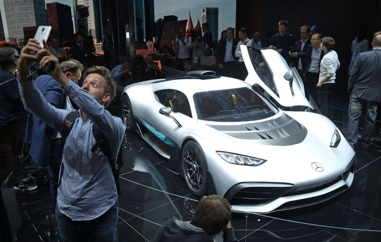 What You Missed in the Frankfurt Motor Show