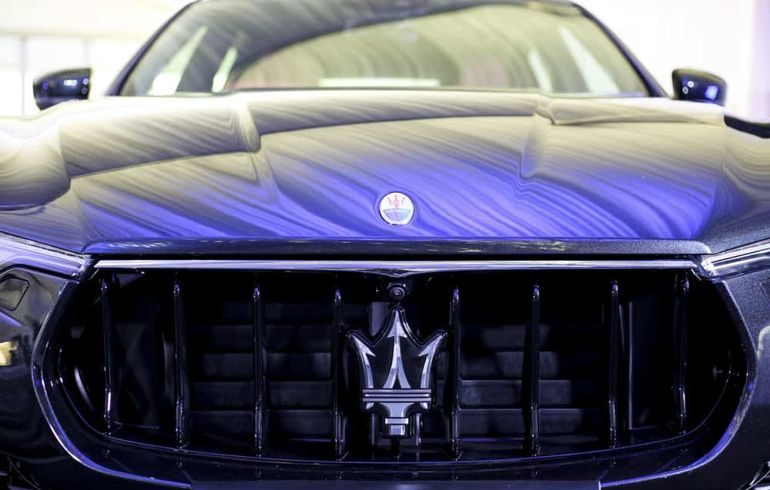 Maserati Dominates at the Guangzhou Auto Show