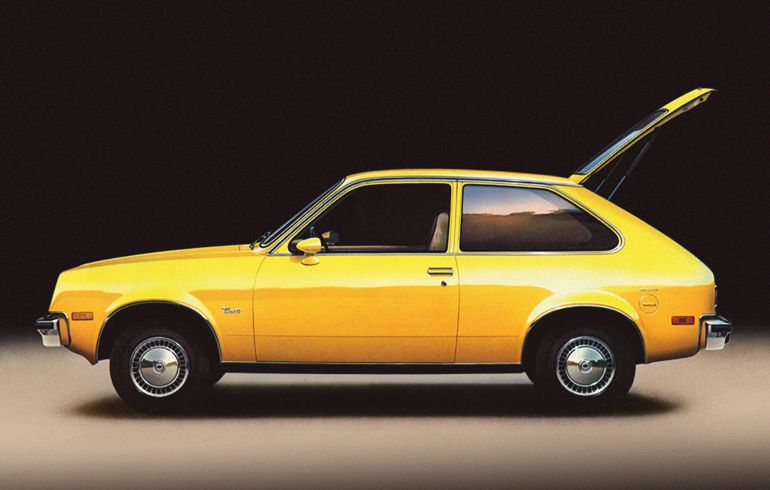 GM Cars That Have Been Long Forgotten