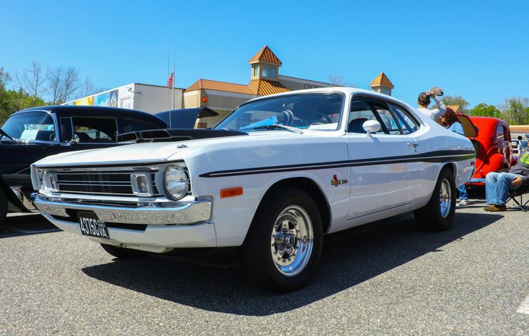 20 Best Old School Muscle Cars