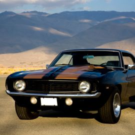 Half a Century and a Lot of Miles: The Chevy Camaro at 50