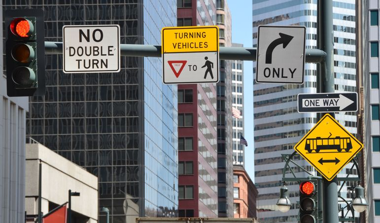 The World Is Filled With Ridiculous Road Signs