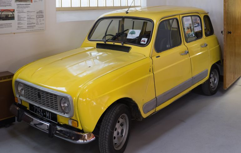 Coolest Rides In Pablo Escobar's Collection