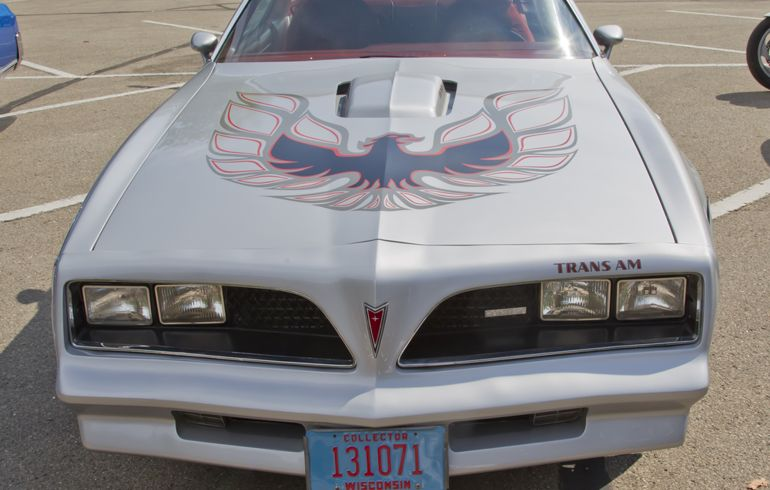 Fun Facts You Didn't Know About Smokey and the Bandit's Trans Am