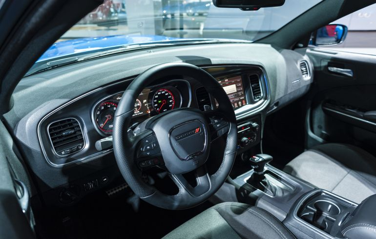 Inside The Iconic Dodge Charger