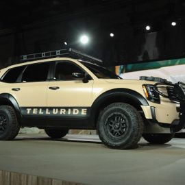 The 2020 Kia Telluride is Ready to Meet You Where You're At